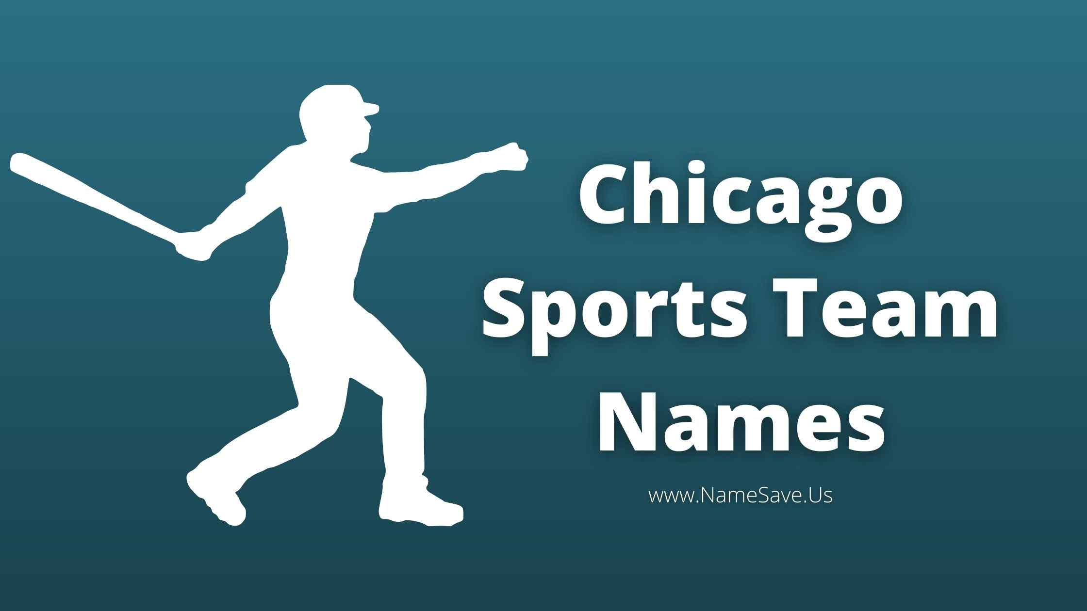 Chicago Sports Team Names
